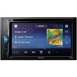 Pioneer AVH-A101 - АвтомагнитолаАвтомагнитолы<br>Модель воспроизводит аудио/видео практически с любого источника, будь то CD, DVD, USB носители или последние поколения iPhone и Android-смартфонов.