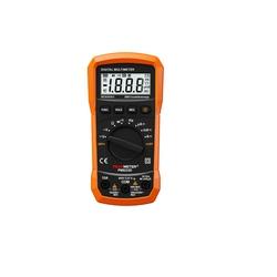 Мультиметр PEAKMETER PM8233D - Мультиметр, тестерМультиметры и тестеры<br>Разрядность АЦП: 2000, пределы измеряемого постоянного напряжения, В: 0.2, 2, 20, 200, 600, погрешность измеряемого постоянного напряжения, %: 0.5, пределы измеряемого переменного напряжения, В: 2, 20, 200, 600.
