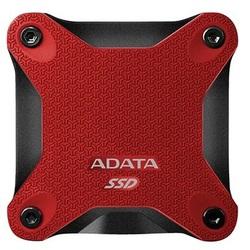 ADATA SD600 512GB (ASD600-512GU31-CRD) (красный) - Внешний жесткий дискВнешние жесткие диски и SSD<br>Внешний, USB 3.1, SSD (твердотельный), 512 Гб.
