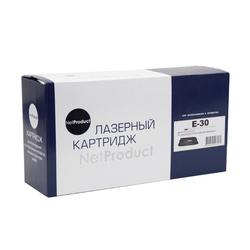 Картридж для Canon FC-200, FC-210, FC-220, FC-230, FC-330 (NetProduct E-30) (черный) - Картридж для принтера, МФУ
