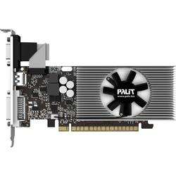 Palit GeForce GT 730 700Mhz PCI-E 2.0 2048Mb 128 bit DVI HDMI HDCP (NEAT7300HD46-2080H) RTL - Видеокарта