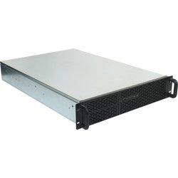 Procase B205L-B-0 (черный) - Рэковое сетевое хранилищеРэковые сетевые хранилища<br>Тип корпуса: Rackmount, без БП, внутренних отсеков 3,5quot;: 6, отсеков 5,25quot;: 2, 1хUSB 2.0, монтаж в 19quot; стойку: 2U.