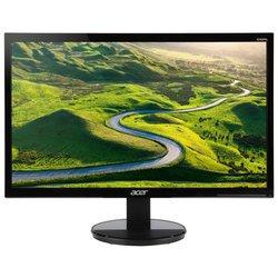 Acer K242HYLAbi (черный) - МониторМониторы<br>ЖК (TFT *VA) 23.8quot;, широкоформатный, 1920x1080, LED-подсветка, 250 кд/м2, 4 мс, 178°/178°, HDMI, VGA.