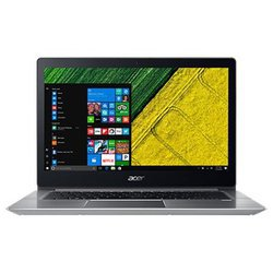 "Ноутбук Acer SWIFT 3 (SF314-52-71A6) (Intel Core i7 7500U 2700 MHz/14""/1920x1080/8Gb/256Gb SSD/DVD нет/Intel HD Graphics 620/Wi-Fi/Bluetooth/Linux)"