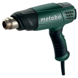 Строительный фен metabo H 16-500 Case 1600 Вт - Строительный фен