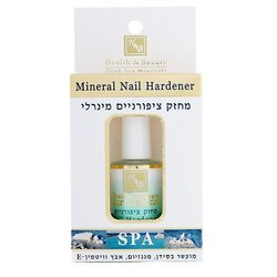 Средство для ухода Health & Beauty Mineral Nail Hardener