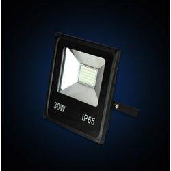 Falcon Eye FE-CF30LED-pro (черный) - Садовый прожекторПрожекторы<br>Мощность: 30 Вт, световой поток: 2000 Лм, цветовая температура: 6000-6500К, входное напряжение: 85-265В, класс защиты: IP65.