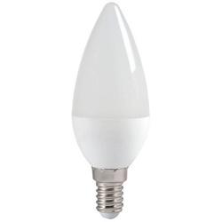 Светодиодная лампа Iek LLE-C35-7-230-30-E14 - ЛампочкаЛампочки<br>Лампа светодиодная, ECO, C35, свеча, 7 Вт, 230В, 3000К, E14.