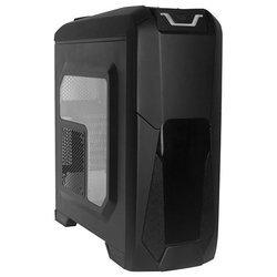 Компьютерный корпус ExeGate EVO-8202 w/o PSU Black - КорпусКорпуса<br>Компьютерный корпус ExeGate EVO-8202 w/o PSU Black - ATX, mATX, Midi-Tower, сталь, блок питания 600 Вт, 3xUSB на лицевой панели, 204x497x475 мм, 4.5 кг, цвет: черный