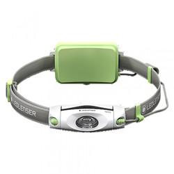 Led Lenser Neo 4 (500915) (зеленый) - ФонарьФонари<br>Налобный светодиодный фонарь, световой поток 20 лм, эффективная дальность свечения 10 м, время работы: 40 часов.