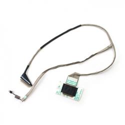 Шлейф матрицы 40 pin для ноутбука Acer 5551, 5552, 5741 с вебкамерой (SC-50.R4F02) - Шлейф матрицы