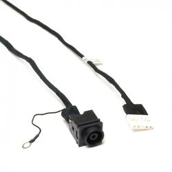 Разъем питания для ноутбука Sony Vaio VPC-EL, SVE151 Series (6.5x4.4 mm) (PJ416) - Разъем питания