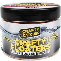 Пелетс насадосный плавающий Crafty Catcher CRAFTY FLOATERS Crustacean & Krill 15mm/550ml