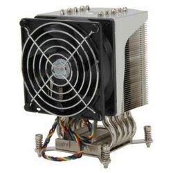 Supermicro SNK-P0050AP4 - Кулер, охлаждениеКулеры и системы охлаждения<br>Supermicro SNK-P0050AP4 - кулер для процессора, совместим с сокетами S2011, включает 1 вентилятор, скорость вращения 3800 об/мин, радиатор из алюминия и меди, уровень шума 38 дБ