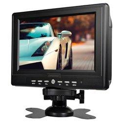 Автомобильный телевизор Digma DCL-720 - Телевизор, монитор в машинуАвтомобильные телевизоры<br>Автомобильный телевизор Digma DCL-720 - диагональ 7quot;, 480х234, TV-тюнер, USB
