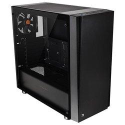 Компьютерный корпус Thermaltake Versa J21 TG (CA-1K1-00M1WN-00) Black - Корпус