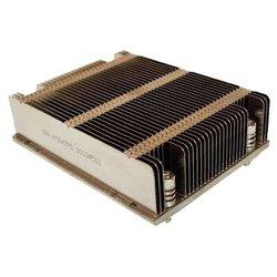 Supermicro SNK-P0047PS - Кулер, охлаждениеКулеры и системы охлаждения<br>Supermicro SNK-P0047PS - кулер для процессора, совместим с сокетами S2011, бесшумное пассивное охлаждение (без вентилятора), радиатор из алюминия
