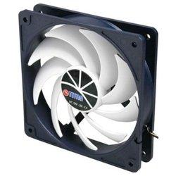 Titan TFD-9225H12ZP/KU(RB) - Кулер, охлаждениеКулеры и системы охлаждения<br>Titan TFD-9225H12ZP/KU(RB) - система охлаждениядля корпуса, включает 1 вентилятор диаметром 92 мм, скорость вращения 900 - 2600 об/мин, уровень шума 10 - 25 дБ