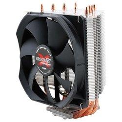 Zalman CNPS11X Performa - Кулер, охлаждениеКулеры и системы охлаждения<br>Zalman CNPS11X Performa - кулер для процессора, совместим с сокетами S775, S1155/1156, S1366, S2011, AM2, AM2+, AM3/AM3+/FM1, включает 1 вентилятор диаметром 120 мм, скорость вращения 1000 - 1600 об/мин, радиатор из алюминия и меди, уровень шума 17 - 26 дБ