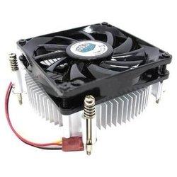 Cooler Master DP6-8E5SB-0L-GP - Кулер, охлаждениеКулеры и системы охлаждения<br>Cooler Master DP6-8E5SB-0L-GP - кулер для процессора, совместим с сокетами S1155/1156, включает 1 вентилятор диаметром 80 мм, скорость вращения 2600 об/мин, радиатор из алюминия, уровень шума 31 дБ
