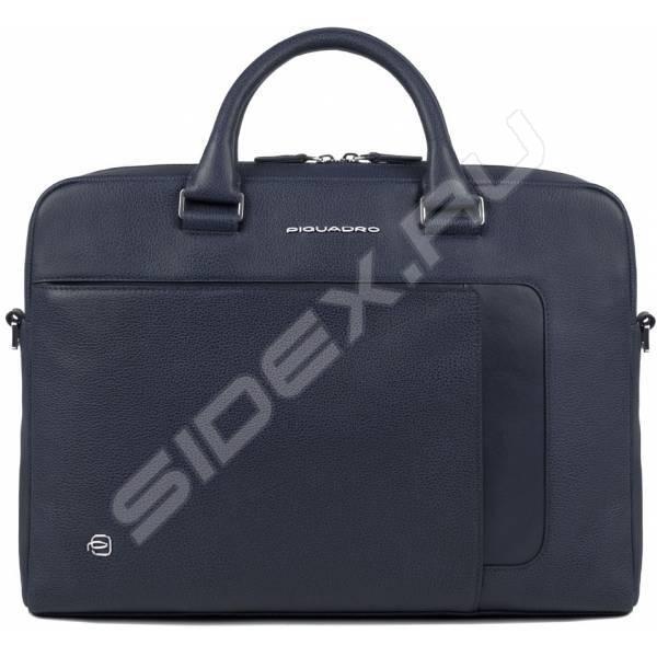 e13ef0068d8c Сумка Piquadro Erse CA4292S95/BLU (синий) - купить , скидки, цена, отзывы,  обзор, характеристики - ...