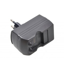 Зарядное устройство для аккумуляторов Canon, Pentax (CameronSino PVC-042) (черный) - Батарейка, аккумуляторБатарейки и аккумуляторы<br>Совместимые модели: 2CR5, 2CR5M, 2CR5MR, 5032GC, 5032LC, DL245, DL345, EL2CR5, EL2CR5BP, FR5B.03F, KL2CR5, PR2CR5, RL2CR5, RL2CR5-1. Входное напряжение - 220 В, выходное напряжение - 7.3 В, максимальный ток - 0.3 А.
