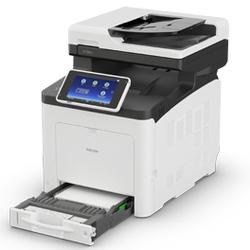 Ricoh SP C360SFNw - Принтер, МФУПринтеры и МФУ<br>Ricoh SP C360SFNw - МФУ, цветное светодиодное, лазерное, А4, 4 цвета, 1200x1200 dpi, 30 стр/мин, 2048 Мб, лоток 500 листов, дуплекс, USB, LAN, WiFi, факс.