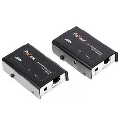 KVM-удлинитель ATEN CE100-A7-G/CE100-C - Кабель, переходникКабели, шлейфы<br>Удлинитель SVGA+KBD+MOUSE USB, 100 метр., 1xUTP Cat5e, HD-DB15+USB A-тип/USB B-тип, Female, c KVM-шнуром USB.