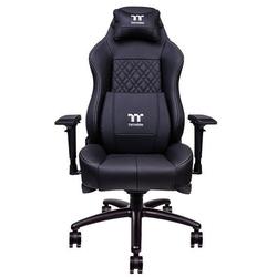 Кресло для геймера Thermaltake X Comfort Air (черный) - Стул офисный, компьютерныйКомпьютерные кресла<br>Thermaltake X Comfort Air - кресло для геймера, макс. вес 150кг, крестовина металл, настройка подлокотников, пластик, обивка: искусственная кожа премиум класса, настройка наклона и высоты, газлифт, активное охлаждение 4 промышленными вентиляторами.