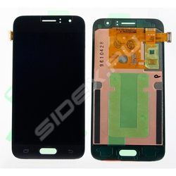Дисплей для Samsung Galaxy J1 (2016) SM-J120 с тачскрином в сборе Qualitative Org (LP) (черный)  - Дисплей, экран для мобильного телефонаДисплеи и экраны для мобильных телефонов<br>Полный заводской комплект замены дисплея для Samsung Galaxy J1 2016 SM-J120. Стекло, тачскрин, экран для Samsung Galaxy J1 2016 SM-J120. Если вы разбили стекло - вам нужен именно этот комплект, который поставляется со всеми шлейфами, разъемами, чипами в сборе.