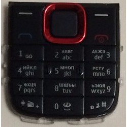 Клавиатура для Nokia 5130 XM (М0034226) (красный) - Клавиатура для мобильного телефонаКлавиатуры для мобильных телефонов<br>Если клавиатура вышла из строя или просто стерлись надписи на кнопках, замените ее и Ваше устройство будет как новое.