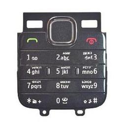 Клавиатура для Nokia C1-01 (М0034270) (черный) - Клавиатура для мобильного телефона