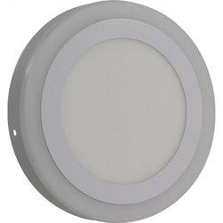 Накладной светильник Smartbuy SBL1-DLB-13-65K-O - ОсвещениеНастольные лампы и светильники<br>Накладной (LED) светильник с подсветкой, DLB, 13w, 6500K+O, IP20.