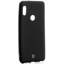 Чехол-накладка для Xiaomi Redmi Note 5 Pro (DYP Toxic Cover DYPCR00056) (черный) - Чехол для телефонаЧехлы для мобильных телефонов<br>Чехол плотно облегает корпус и гарантирует надежную защиту от царапин и потертостей.