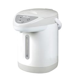 Термопот Tesler TP-3001 (бело-серый) - ЭлектрочайникЭлектрочайники и термопоты<br>3 литра, 750 Вт., корпус - пластик, колба - нерж. сталь.