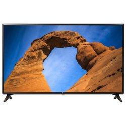 Телевизор LG 43LK5910 - ТелевизорТелевизоры и плазменные панели<br>Телевизор LG 43LK5910 - ЖК-телевизор, LED, 42.5quot;, 1920x1080, 1080p Full HD, HDR, 2 TV-тюнера, мощность звука 10 ВтHDMI x2, Ethernet, Wi-Fi, Smart TV