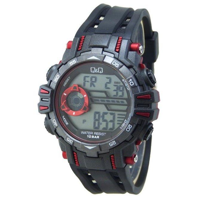 86abcbd4 РосТест - официальная гарантия производителя наручные часы q&q m165 j800