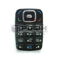 Клавиатура для Nokia 6131 (М0015038) (черный) - Клавиатура для мобильного телефона