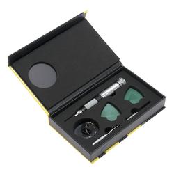 Отвертка ED-80616 - ОтверткаОтвертки<br>Универсальный набор отверток с комплектом дополнительных инструментов.