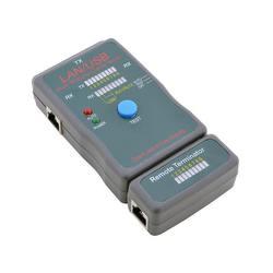 5bites LY-CT011 - Измерительный инструментИзмерительный инструмент<br>Предназначен для тестирования телефонных, коаксиальных и кабелей на основе витых пар 5,5e и 6кат. ВНИМАНИЕ: ЗАПРЕЩАЕТСЯ ИСПОЛЬЗОВАТЬ В АКТИВНОЙ СЕТИ.