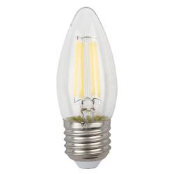 Светодиодная лампа ЭРА F-LED B35-5w-827-E27 - Лампочка