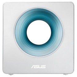 Wi-Fi роутер ASUS Blue Cave - Wifi, Bluetooth адаптерОборудование Wi-Fi и Bluetooth<br>Wi-Fi роутер ASUS Blue Cave - гигабитная Wi-Fi роутер, 802.11a/b/g/n/ac, MIMO, 2534 Мбит/с, коммутатор 4xLAN, принт-сервер