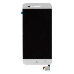 Дисплей для ZTE Blade A610 с тачскрином (0L-00037898) (белый)  - Дисплей, экран для мобильного телефонаДисплеи и экраны для мобильных телефонов<br>Полный заводской комплект замены дисплея для ZTE Blade A610. Стекло, тачскрин, экран для ZTE Blade A610 в сборе. Если вы разбили стекло - вам нужен именно этот комплект, который поставляется со всеми шлейфами, разъемами и чипами в сборе.