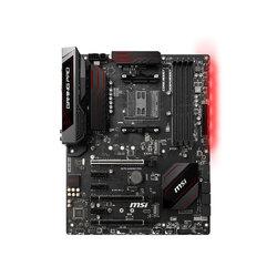 MSI X470 GAMING PRO RTL - Материнская платаМатеринские платы<br>AMD X470, 1xAM4, 4xDDR4 DIMM, 3xPCI-E x16, встроенный звук: HDA, 7.1, Ethernet: 1000 Мбит/с, форм-фактор ATX, HDMI, DisplayPort.