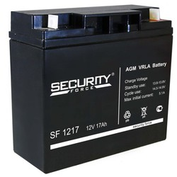 Security Force SF 1217 (12V 17Ah)