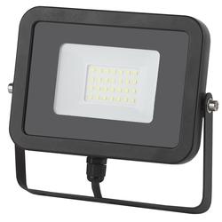 Светодиодный прожектор ЭРА LPR-30-2700К-М SMD Eco Slim - Садовый прожекторПрожекторы<br>ЭРА LPR-30-2700К-М SMD Eco Slim - светодиодный прожектор, напряжение питания: 200-240 В, частота сети: 50/60 Гц, световой поток: 2100 Лм, цветовая температура: 2700 К, коэффициент мощности: gt;0.9 PF, индекс цветопередачи: gt;75, срок службы: 30000 ч, степень защиты оболочки прожектора: IP65, материал корпуса: металл, класс энергоэффективности: А.