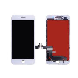 Дисплей для Apple iPhone 7 Plus с тачскрином (М22582) (белый) - Дисплей, экран для мобильного телефонаДисплеи и экраны для мобильных телефонов<br>Полный заводской комплект замены дисплея для Apple iPhone 7 Plus. Стекло, тачскрин, экран для Apple iPhone 7 Plus. Если вы разбили стекло - вам нужен именно этот комплект, который поставляется со всеми шлейфами, разъемами, чипами в сборе.