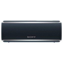 Sony SRS-XB21 (черный) - Колонка для телефона и планшетаПортативная акустика<br>Звук стерео, питание от батарей, Bluetooth.