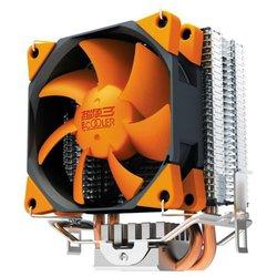 Кулер для процессора PCcooler S88 - Кулер, охлаждениеКулеры и системы охлаждения<br>Кулер для процессора PCcooler S88 - для процессора, socket AM2, AM2+, AM3/AM3+/FM1, AM4, FM2/FM2+, S775, S1150/1151/S1155/S1156, S1356/S1366, 1 вентилятор (80 мм, 1200-2000 об/мин), радиатор: алюминий, 20.5 дБ