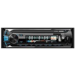 Digma DCR-380B (черный, синяя подсветка) - АвтомагнитолаАвтомагнитолы<br>Автомагнитола 1 DIN, макс. мощность 4x45 Вт, воспроизведение с USB, аудиовход на передней панели, радиоприемник, поддержка карт памяти SD.